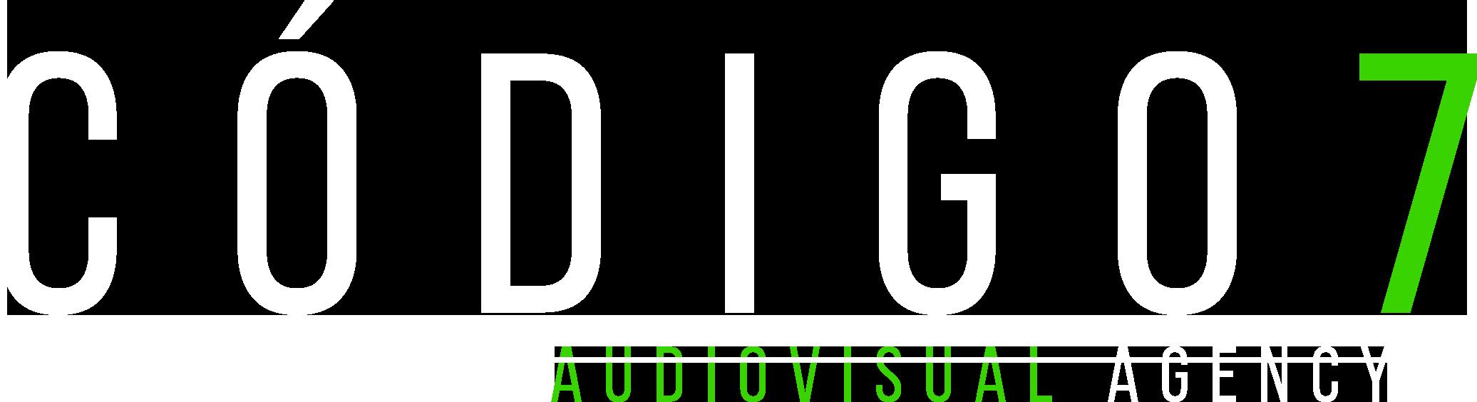 Código 7 - Audiovisual Agency | Fotografía y Vídeo profesional.